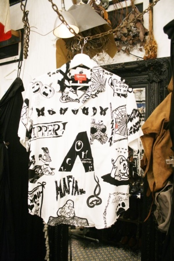 北海道後記5 しめパフェ!! 入荷SUPREME Tシャツ、半袖シャツ、キャップ_f0180307_21200864.jpg