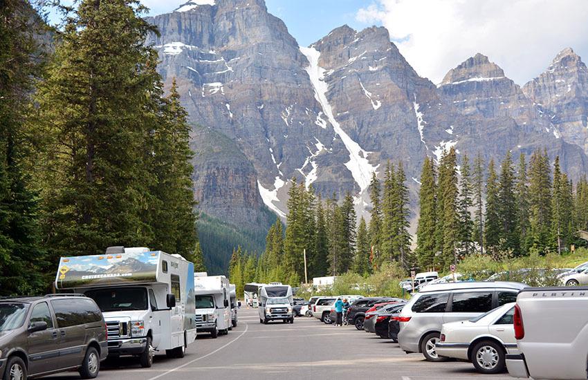 車両規制により、今やロッキーで最もプレミア感の高い日帰りハイキングコースとなったラーチバレー。_d0112928_05184274.jpg