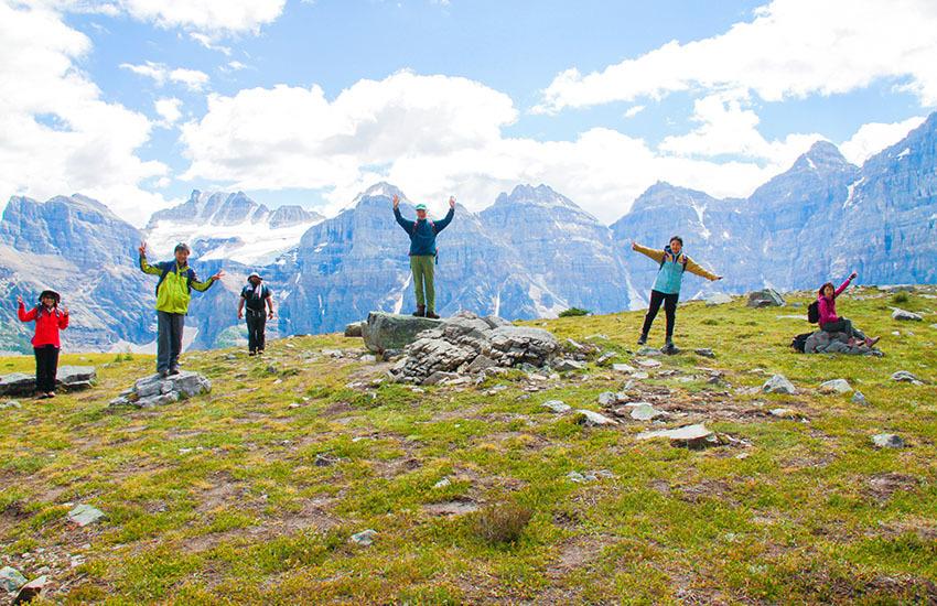 車両規制により、今やロッキーで最もプレミア感の高い日帰りハイキングコースとなったラーチバレー。_d0112928_06370819.jpg