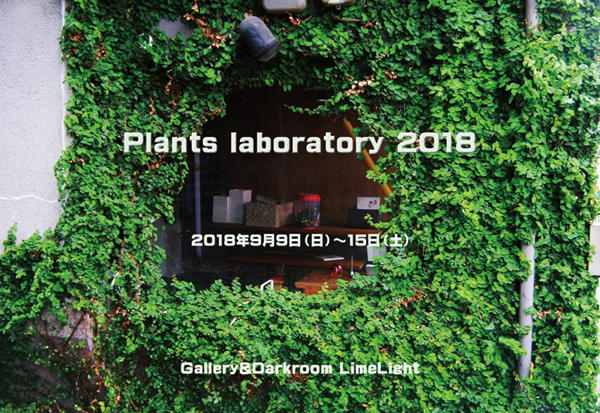 企画展 Plants laboratory 2018 参加者様募集中。_e0158242_23293941.jpg