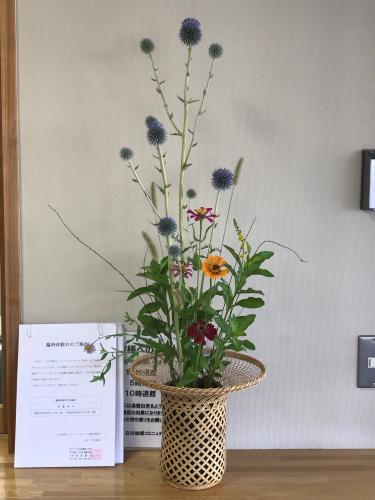 お花教室_d0163247_06183639.jpg