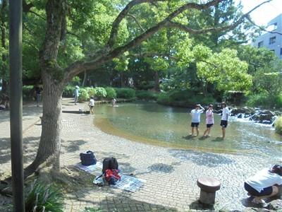 暑い夏 白滝公園_c0087349_04423986.jpg