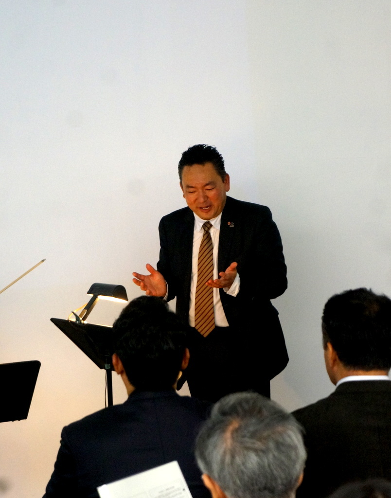 「鷗外の縁」コンサート@鷗外記念館 4/14_c0180686_02343021.jpg