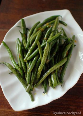 ダイエットにも嬉しいカレー味の野菜副菜2品_b0253205_04163606.jpg