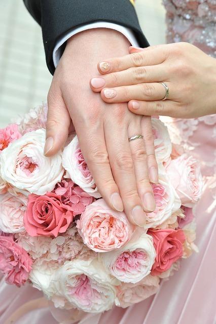 卒花嫁様アルバム マリオットホテルの花嫁様より、桜のころ、先生に_a0042928_21030512.jpg