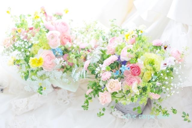 卒花嫁様アルバム マリオットホテルの花嫁様より、桜のころ、先生に_a0042928_21253054.jpg