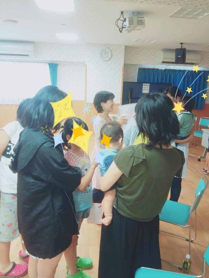 【8月6日 一宮市内の児童養護施設にて】_f0315370_11235669.jpg
