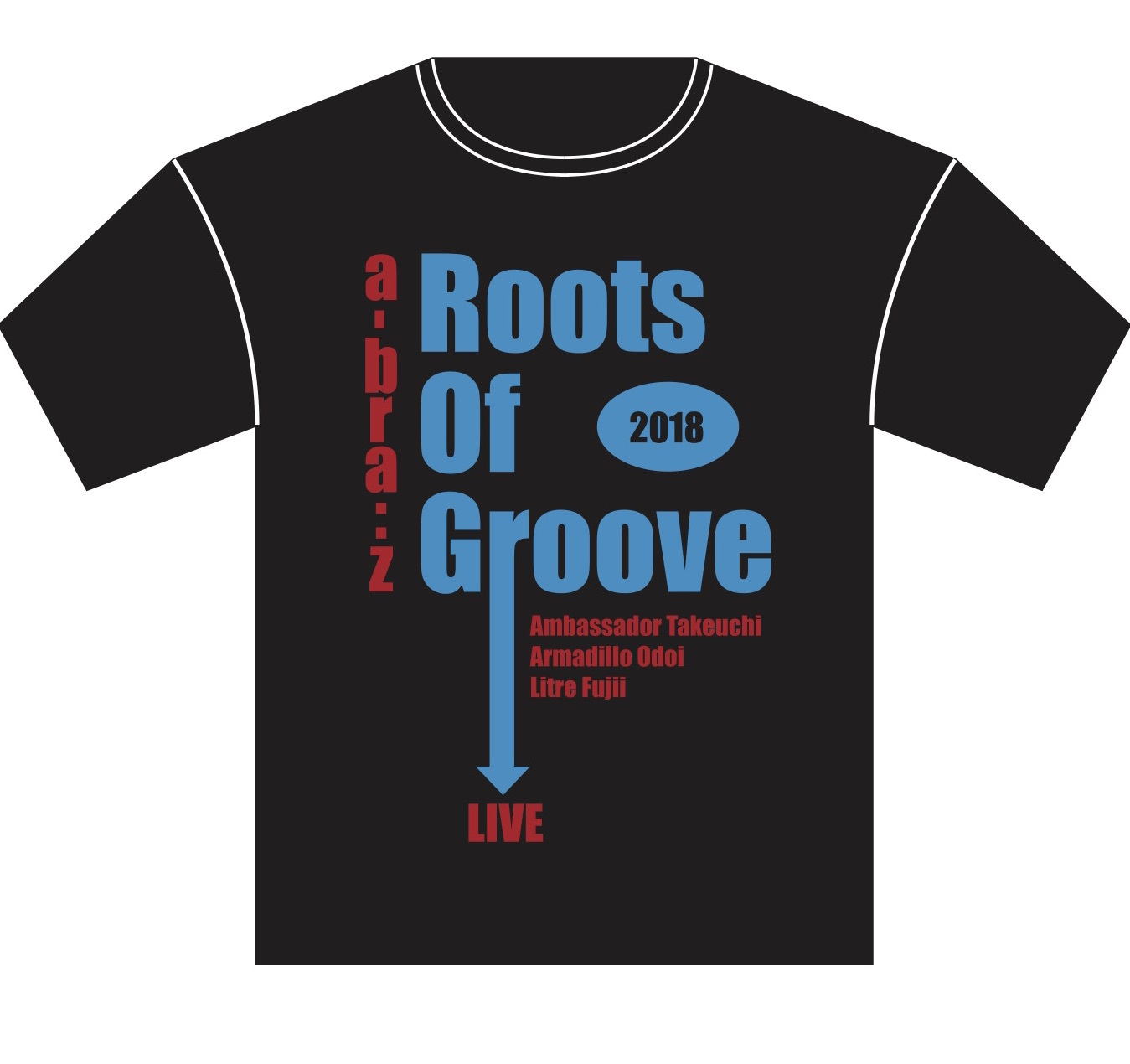 「Roots Of Groove」グッズ、受注販売スタート!_a0182479_15142336.jpg