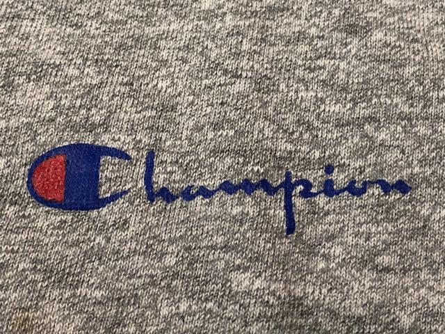 8月11日(土)大阪店スーペリア入荷!!#5 アスレチックTシャツ編!!Champion!!(大阪アメ村店)_c0078587_1019645.jpg