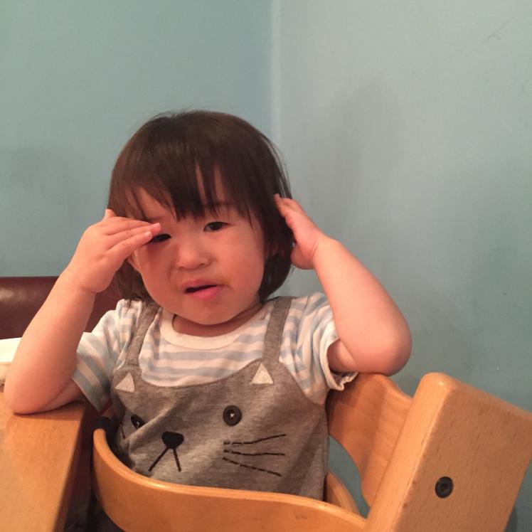 ama BABY!あゆみちゃん_e0120789_11032114.jpg