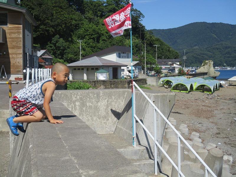 8月11日(土)・・・夏の海_f0202703_20581949.jpg
