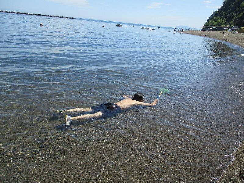 8月11日(土)・・・夏の海_f0202703_20592347.jpg