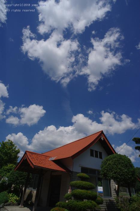 真夏の比婆山駅_d0309612_00261641.jpg