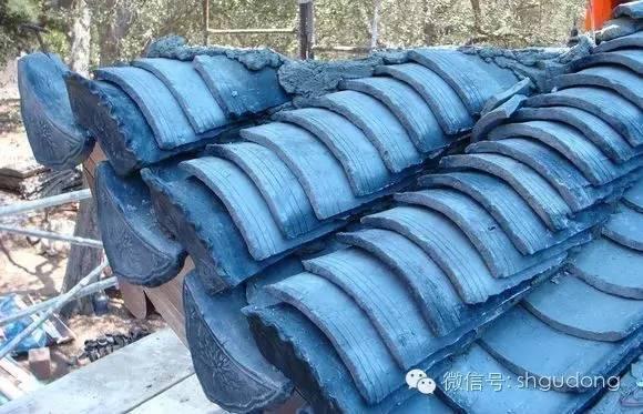 268 蘇州古建築の瓦葺きでの隅棟営造技法 1_e0309314_18373995.jpg