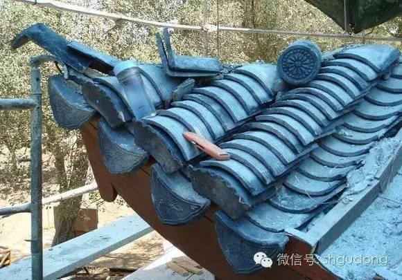 268 蘇州古建築の瓦葺きでの隅棟営造技法 1_e0309314_18431734.jpg