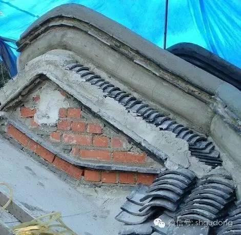268 蘇州古建築の瓦葺きでの隅棟営造技法 1_e0309314_18435704.jpg