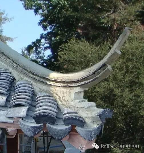 269 蘇州古建築の瓦葺きでの戧角営造技法 2_e0309314_19053068.jpg