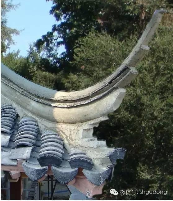 269 蘇州古建築の瓦葺きでの戧角営造技法 2_e0309314_19053836.jpg