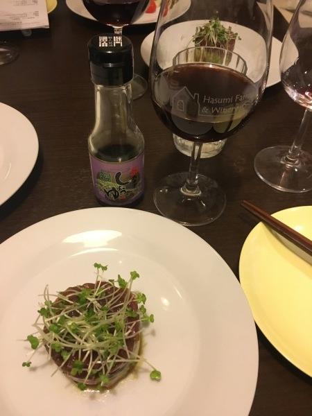 日本のワインと美味しい料理を堪能♪_d0035921_13153424.jpg