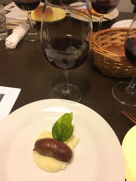日本のワインと美味しい料理を堪能♪_d0035921_16321519.jpg