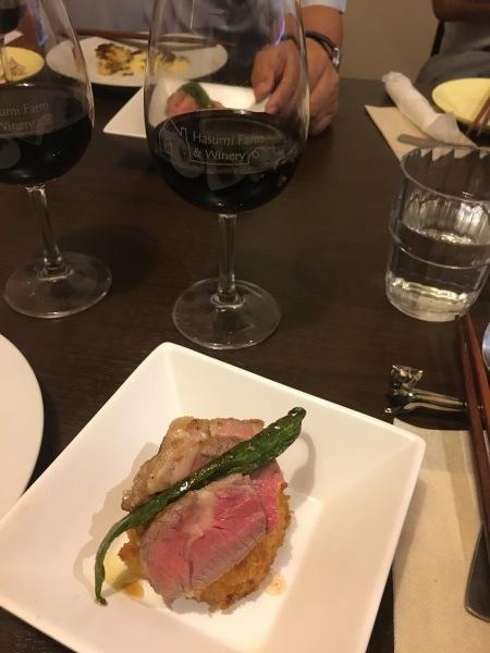 日本のワインと美味しい料理を堪能♪_d0035921_17495536.jpg