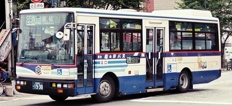 亀の井バス 日デU-JM210GTN +西工_e0030537_02140217.jpg