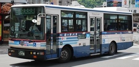 亀の井バス 日デU-JM210GTN +西工_e0030537_02140470.jpg