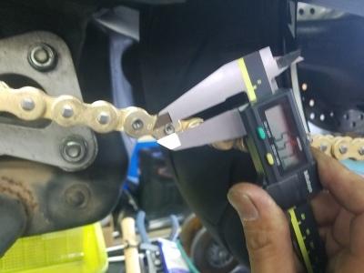 CBR1000RR(SC59)車検整備②_e0114857_08473420.jpg