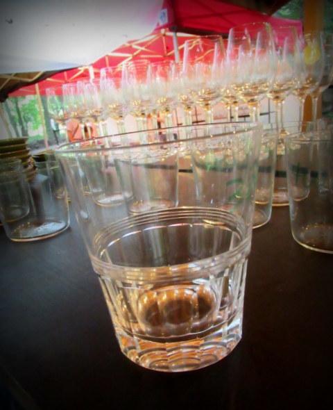 ①2018木村硝子店・軽井沢庭市 * DURALEXのグラスをゲット♪_f0236260_10380481.jpg