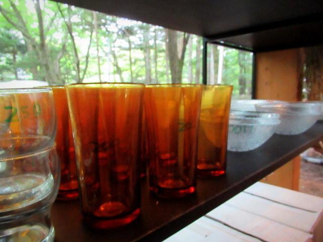 ①2018木村硝子店・軽井沢庭市 * DURALEXのグラスをゲット♪_f0236260_10502318.jpg