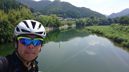 兵庫県神河町まで往復200㎞のライドに行ってきました_d0174462_00392530.jpg