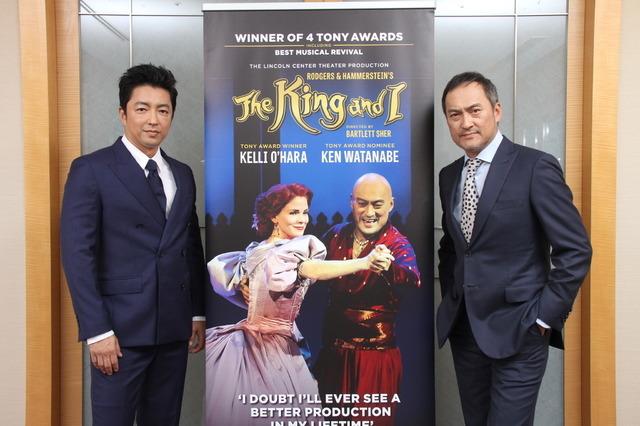 やっぱり渡辺謙さんは凄かった!ミュージカル「王様と私」ロンドン公演_a0123372_21262761.jpg