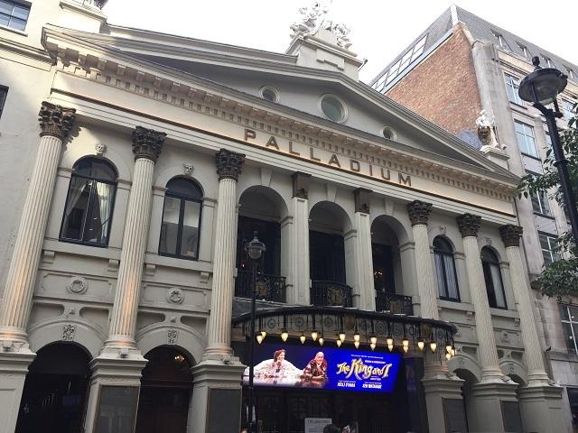 やっぱり渡辺謙さんは凄かった!ミュージカル「王様と私」ロンドン公演_a0123372_21304541.jpg