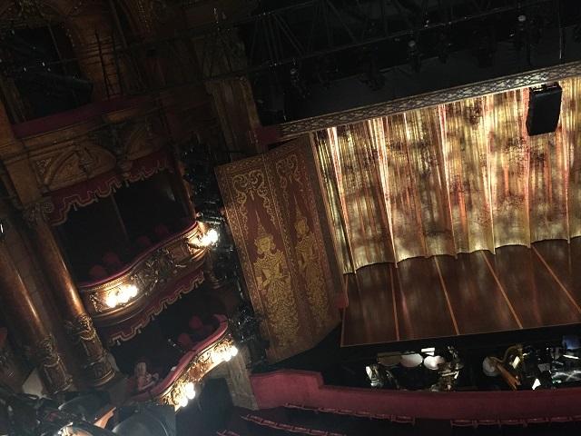 やっぱり渡辺謙さんは凄かった!ミュージカル「王様と私」ロンドン公演_a0123372_21354206.jpg