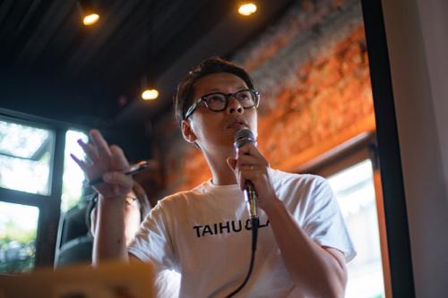 台湾台中 高田唯展「形形色色」その2_b0141474_09334316.jpg