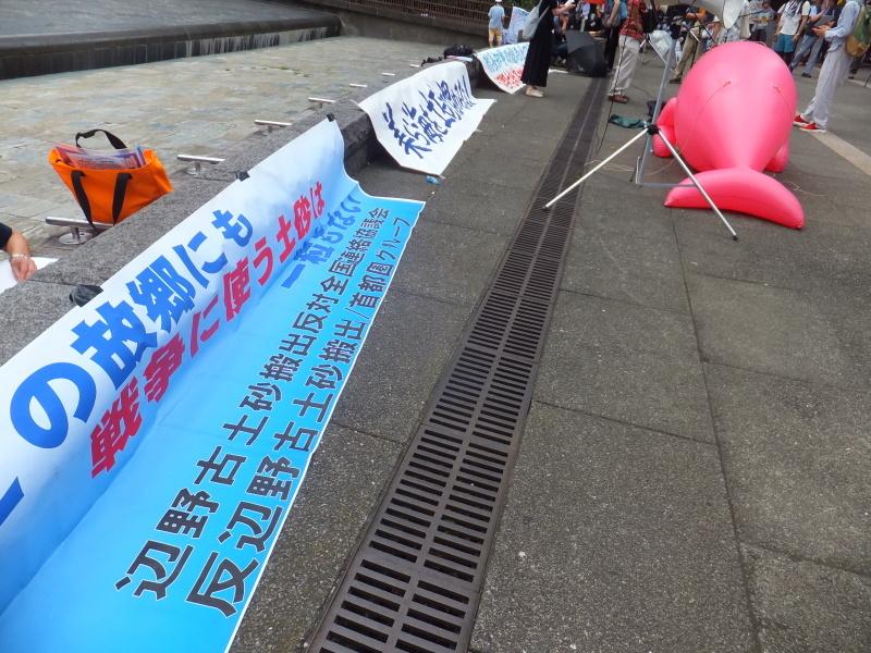 沖縄県民大会に呼応する首都圏大行動に2800人!_d0391192_21510443.jpg