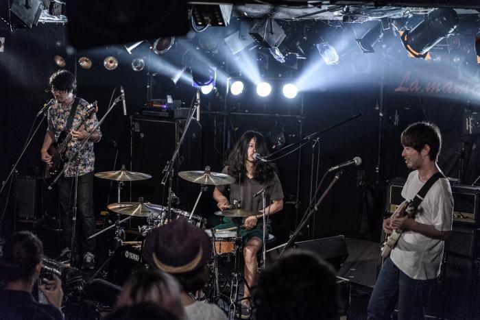 2018年8月10日 Salsa Live in 渋谷Lamamam_f0144394_16252413.jpg