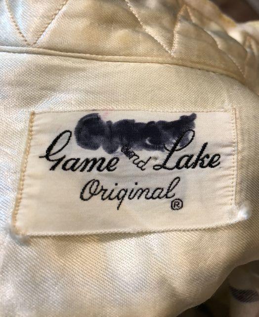 8月13日(月)入荷! 50s GAME &LAKE ボックス オープンカラーシャツ!_c0144020_15031128.jpg