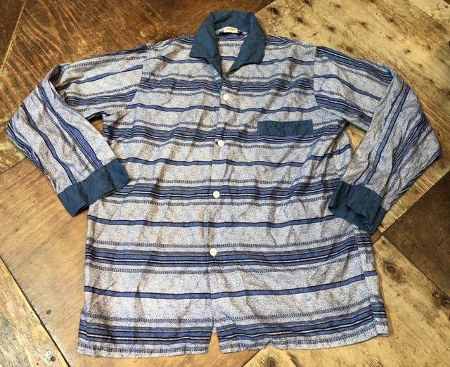8月13日(月)入荷! 50s ボーダーシャツ!_c0144020_15062533.jpg