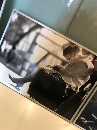 五大路子ひとり芝居『横浜ローザ』横浜赤レンガ倉庫_f0061797_17522246.jpg