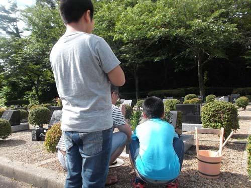 お墓参り&鳥海山木のおもちゃ美術館_f0019498_22182072.jpg