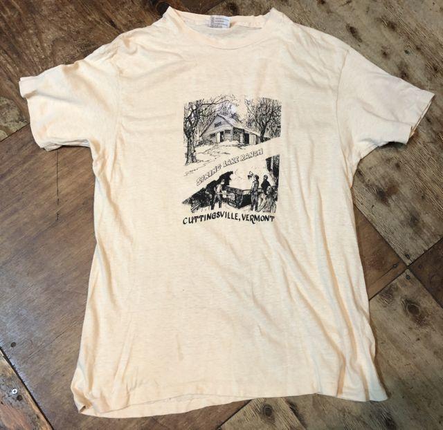 8月14日(火)入荷! 80s〜 HANES 染込みプリントTシャツ!_c0144020_18280971.jpg