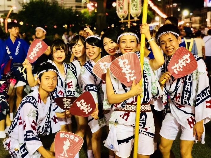 学生たちの阿波踊り_a0103940_09454787.jpeg