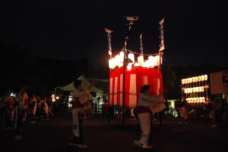 みたま祭 1日目 福男福女ビンゴゲーム_f0067122_11292251.jpg
