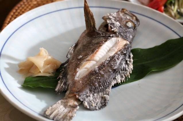 七尾のお魚買ってもらいました♪_d0377645_22413947.jpg