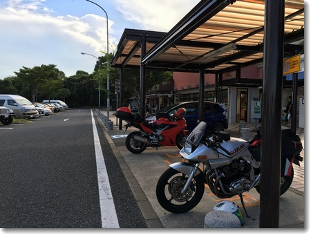 バイク九州帰省 復路前編 2018年8月12日_c0147448_1919164.jpg