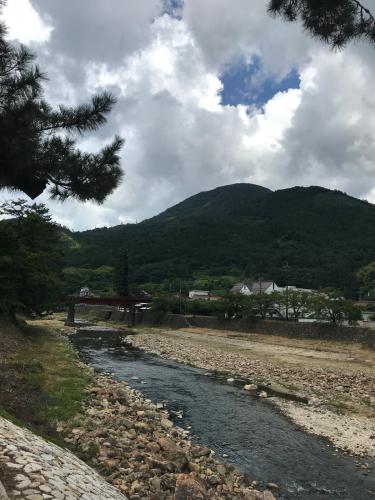 真夏の津和野での、ひといき。_b0194056_09263515.jpg
