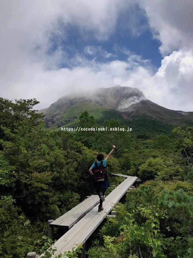 那須岳登山2018*牛ヶ首→ひょうたん池♪_d0367763_16323070.jpg