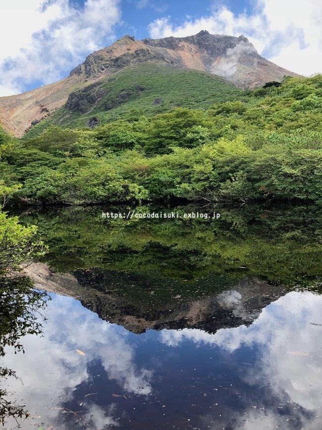 那須岳登山2018*牛ヶ首→ひょうたん池♪_d0367763_16323914.jpg