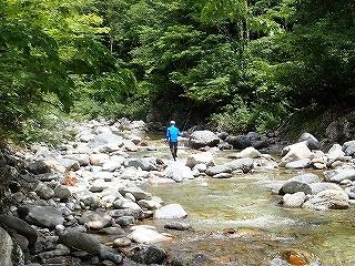 夏休み源流男キャンプ(北アルプス)_e0064783_13121238.jpg
